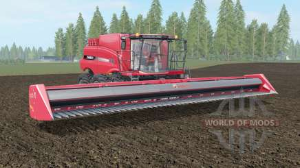 Case IH Axial-Flow 7130 red salsa for Farming Simulator 2017