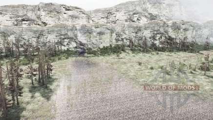 Rotten gorge for MudRunner