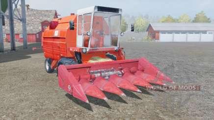 Bizon Gigant Z083 smashed pumpkin for Farming Simulator 2013