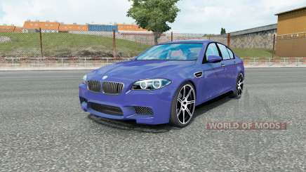 BMW M5 (F10) 2012 for Euro Truck Simulator 2