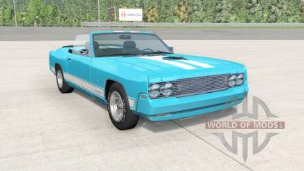 Gavril Barstow convertiblᶒ for BeamNG Drive