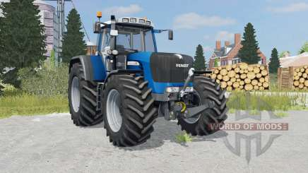 Fendt 930 Vario TMS sapphire blue for Farming Simulator 2015