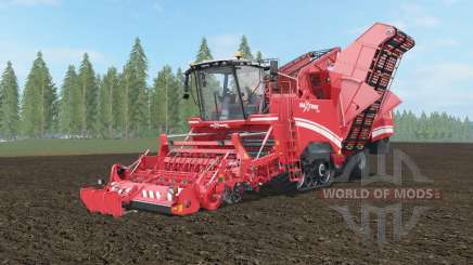Grimme Maxtron 620 sizzling red for Farming Simulator 2017