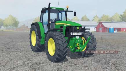 John Deere 6320 2002 for Farming Simulator 2013