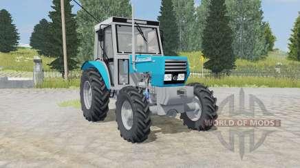 Rakovica 76 Super DV spanish sky blue for Farming Simulator 2015