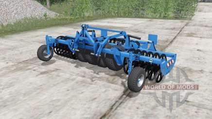 Bonnel Unidisk for Farming Simulator 2017