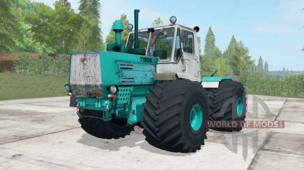 T-150K Viridian color for Farming Simulator 2017
