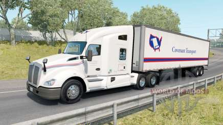 Painted Truck Traffic Pack v2.0.2 for American Truck Simulator