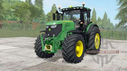 John Deere 6250R wheels selection for Farming Simulator 2017