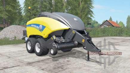 New Holland BigBaler 1290 ten times more for Farming Simulator 2017