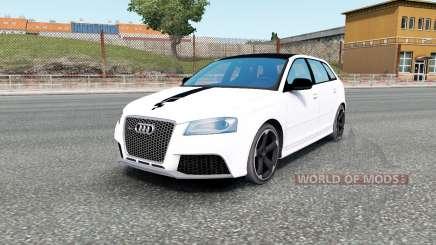 Audi RS 3 Sportback (8PA) 2011 for Euro Truck Simulator 2