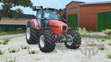 Same Iron 100 FL console for Farming Simulator 2015