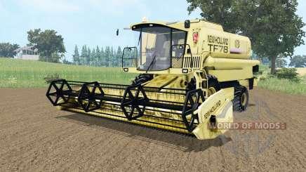 New Holland TF78 sapling for Farming Simulator 2015