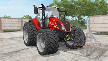 New Holland T5.120 Fiᶏt Centenario for Farming Simulator 2017