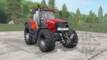 Case IH Puma 185-240 CVX IC control for Farming Simulator 2017
