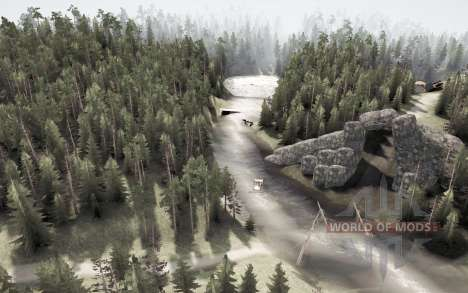 Megaliths for Spintires MudRunner