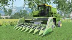 Don-1500A moderate-green color for Farming Simulator 2015