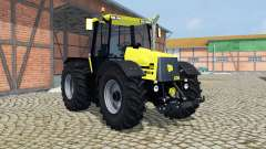 JCB Fastrac 2150 lemon yellow for Farming Simulator 2013
