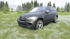 BMW X5 M (E70) 2013 for MudRunner