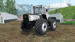 Mercedes-Benz Trac 900&1800 for Farming Simulator 2015