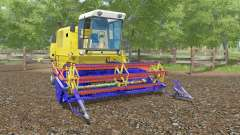 Bizon Super Z056 __ for Farming Simulator 2017
