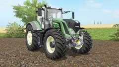 Fendt 930-939 Vario extended for Farming Simulator 2017