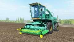 Don-680 dark blue-green color for Farming Simulator 2017