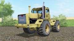 Kirovets K-701 soft yellow color for Farming Simulator 2017