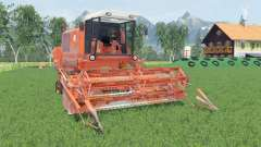 Bizon Super Z056 smashed pumpkin for Farming Simulator 2015