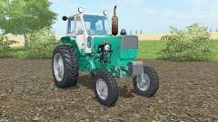 UMZ-6КЛ Caribbean green color for Farming Simulator 2017