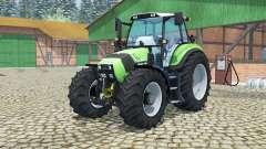 Deutz-Fahr Agrotron TTV 430 MoreRealistic for Farming Simulator 2013