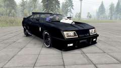 Ford Falcon GT Pursuit Special V8 Interceptor for Spin Tires