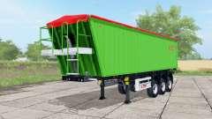 Fliegl DHKA vivid malachite for Farming Simulator 2017