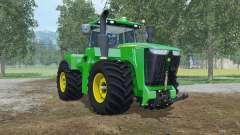 John Deere 9620R fronthydraulic for Farming Simulator 2015