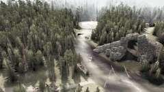 Megaliths for MudRunner