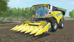 New Holland CR6.90 ripe lemon for Farming Simulator 2017