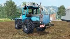 KHTZ-17021 blue color for Farming Simulator 2015