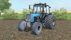 MTZ-892 Belarus wide wheels for Farming Simulator 2017