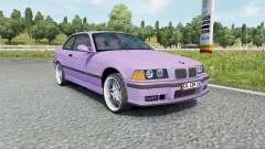 BMW M3 coupe (E36) v1.1 for Euro Truck Simulator 2