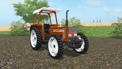 Fiat 60-56 wheels selection for Farming Simulator 2017