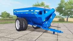 Kinze 1050 double wheels for Farming Simulator 2017