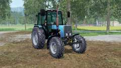 MTZ-Belarus 1025 blue color for Farming Simulator 2015