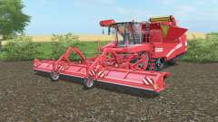 Grimme Tectron 415 working width 9m for Farming Simulator 2017