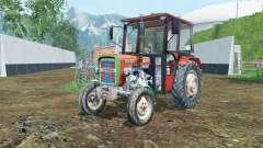 Ursus C-330 orange soda for Farming Simulator 2015