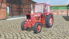 MTZ-82 Belarus light red color for Farming Simulator 2013