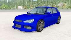 Hirochi Sunburst wagon for BeamNG Drive