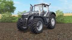 Massey Ferguson 8727-8737 Black Edition for Farming Simulator 2017