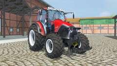 Lindner Geotrac 94 2011 with FL console for Farming Simulator 2013