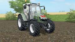Massey Ferguson 5610&5613 fern green for Farming Simulator 2017