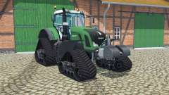 Fendt 933 Vario track systems for Farming Simulator 2013